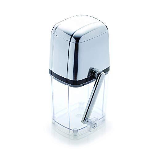 BSJZ Eiswürfelmaschinen können Sie schnell und einfach Ihre Eiswürfel zerkleinern Mit der Handkurbel können Sie überall EIS crushen ohne auf Strom angewiesen zu Sein