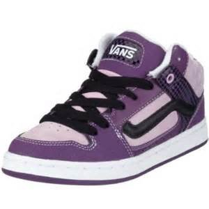 Vans Vans KaylinMid, Gr.MS 1.5,(Check) Purple/Pink Gr.32