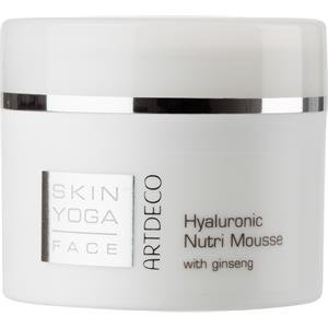 Artdeco Hyaluronic Nutri Mousse With Ginseng, 50 ml