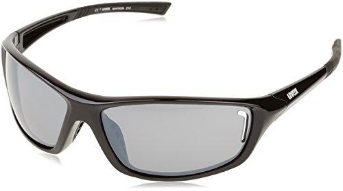Uvex Sonnenbrille Sportstyle 210, Black, One size, 5306052216