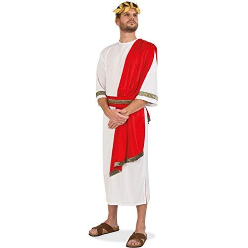 Caesar Augustus Kostüm - Fritz Fries & Söhne GmbH & Co Herren Kostüm Römer Tiberius Antike Grieche Fasching Karneval (XXL)