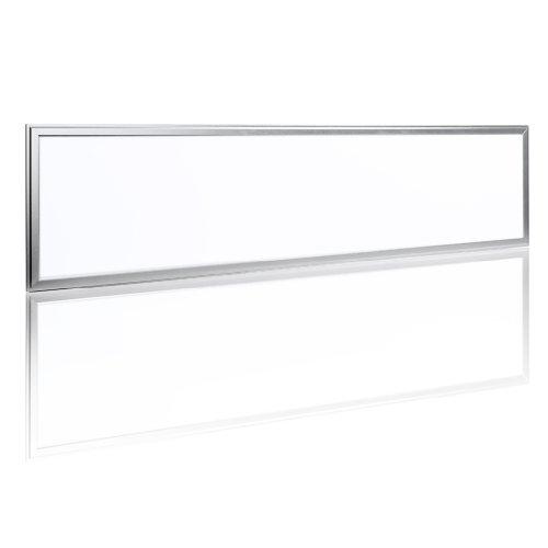 Zinn Natürlichen (Anten Panel LED Slim 30x120cm 40W Plafón LED SMD2835*168LED Blanco caliente(3000-3500k) Las luces del techo oficina de la escuela del hospital para la iluminación interior)