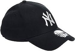New Era Kappe Herren New York Yankees, White/ Black, OSFA, 10745455