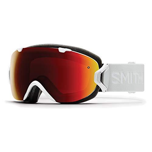 Smith I/OS Damen Skibrille White Vapor