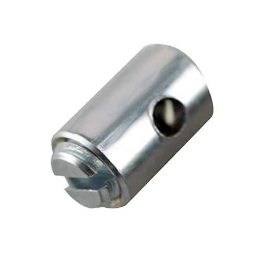 6  Ø 11  mm Mobylette MBK 2 Serres câble d/'accélérateur//Gaz  Longeur 2 pieces