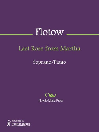 Customers Who Bought Martha - Last Rose of Summer piano solo Also Bought: