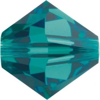 Original Swarovski Elements Beads 5328 MM 4,0 - Olivine (228) ; Diameter in mm: 4.0 ; Packing Unit: 1440 pcs. Blue Zircon (229)