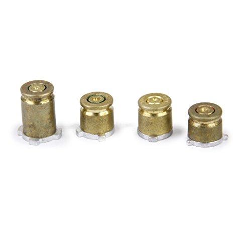 4x-tappi-thumbstick-ottone-buttone-pulsante-per-xbox-360-controller-oro