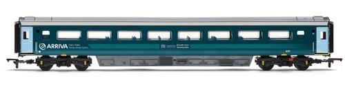 Hornby Calibre 00 Arriva Trains MK3 Ouvert Standard Wagon