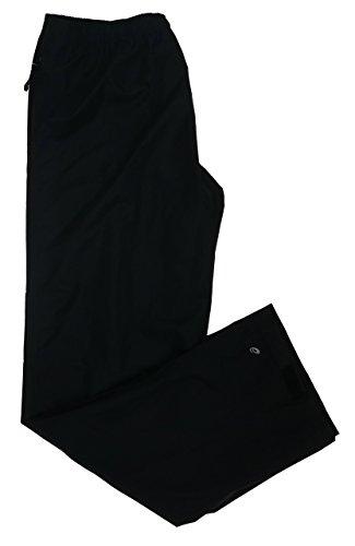 Schwarze Hose Rainman (Asics Große und Wasserdichte Hose für Herren X-Large Schwarz)