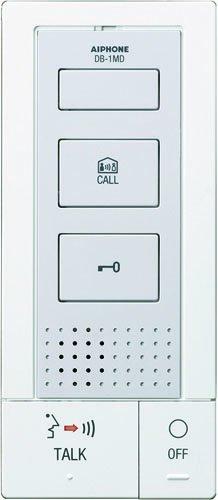 Aiphone Corporation db-1md Mieter Master Station für DB Serie, Bau von Kunststoff ABS, 7-5/40,6cm x 3-1/20,3cm x 1-1/40,6cm Aiphone-master-station