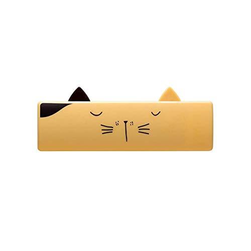 Pawaca Haustierhaarentferner Mini faltbar Haustier Fusselrolle, entfernt Hunde Katzen Haare von Möbeln, Teppichen, Bettwäsche, Kleidung und mehr. Tragbar und waschbar. (Gewebe-haustier-haar-remover)