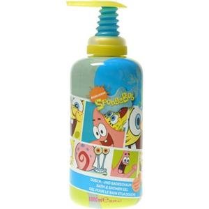 Sponge Bob Schwammkopf Dusch und Badeschaum 1000 ml 1 Liter
