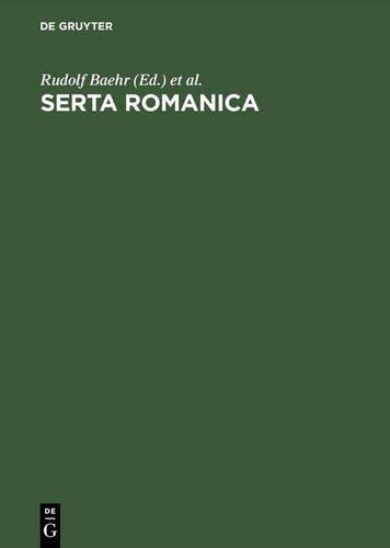 serta-romanica-german-edition-1968-01-01