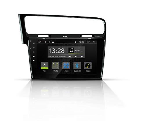 Radical R-C10VW2 - Autoradio multimédia Android pour Golf 7