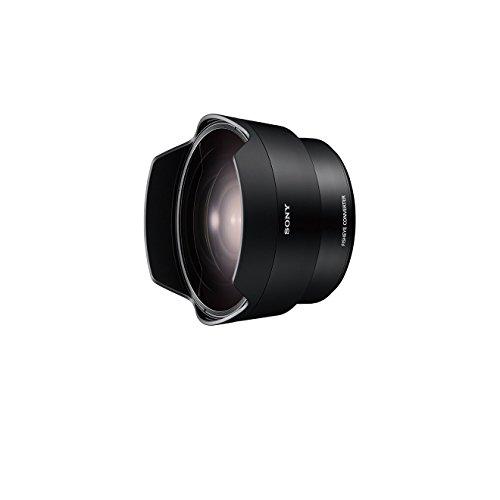 Sony Fisheye-Vorsatzkonverter, E-Mount Vollformat, für Sony SEL28F20 Objektiv (SEL057FEC)