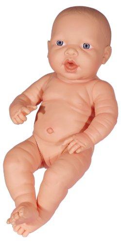 Bayer Design 9420003 - Neugeborenen Baby WG Mädchen, 42 cm (Neugeborenen-baby-puppe)