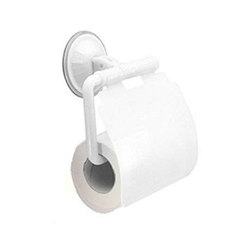 WYYWYF Toilettenpapierhalter aus Kunststoff zur Wandmontage mit Toilettenpapierhalter Badzubehör Papierhandtuch