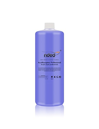Liquide acrylique professionnel NDED 1000 ml