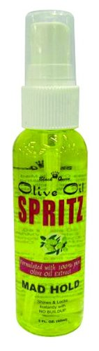 Olive Spritz (Black Queen Olive Oil Spritz - Mad Hold 2 oz. (Pack of 2) by Black Queen)