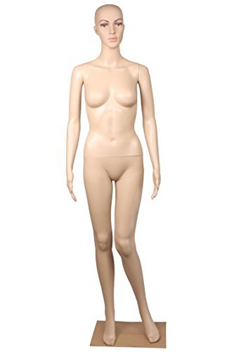 RAYS Skin Colour Straight Hand Female Mannequin 5.8 Ft