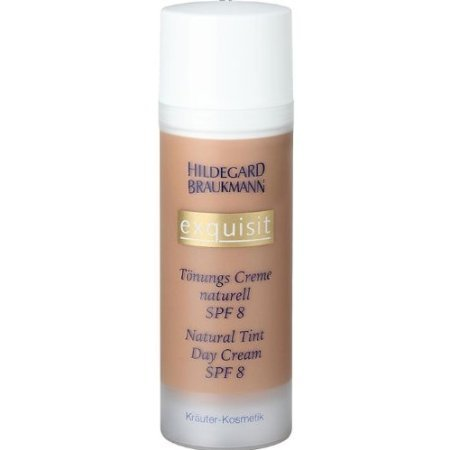 Hildegard Braukmann Exquisit Make-Up Tönungscreme naturell, 1er Pack (1 x 50 ml)