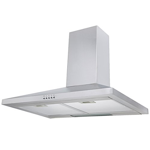 SIA CH71SS 70cm Chimney Cooker Hood Kitchen Extractor Fan in ...