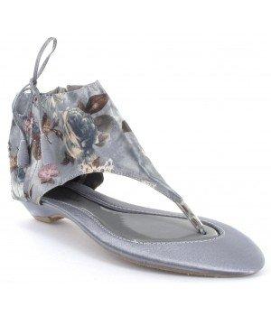 Clarisse - Sandales femme gris - CL2055-2 Gris