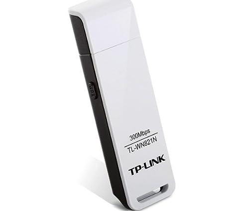 TP-LINK TL-WN821N - TP-Link TL-WN821N card network wireless b/g/n USB 300Mb TL-WN821N