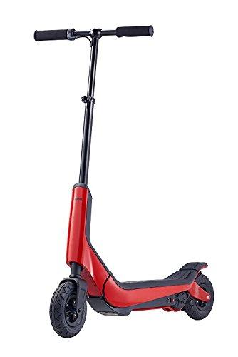 Elektroscooter e scooter elektroroller elektromobil rot JDBUG