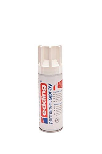 Edding 5200 Permanent Spray verkehrsweiß RAL9016