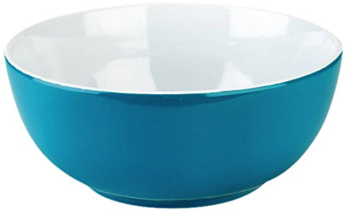 Tognana La céramique 21 cm Tavol Mixi Bol à Salade Motif Céleste Bleu