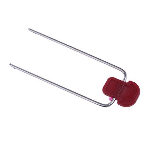 Sharplace Voiture Pince Crowbar Panneau Audio Outil Clé Intérieur Supprimer Modification Kits
