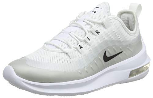 Nike Damen Air Max Axis Laufschuhe, Weiß (White/Black/Lt Bone 105), 40 EU