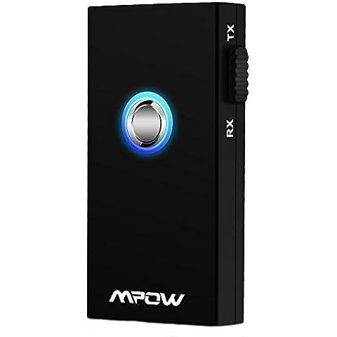 Mpow Streambot 2-In-1 Ricevitore e Trasmettitore Bluetooth