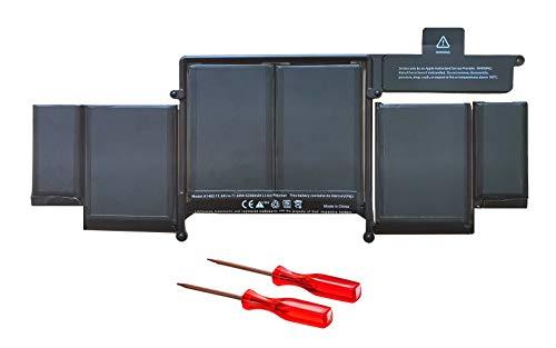 "SLODA Laptop Ersatz Akku Kompatibel mit Apple Macbook Pro Retina 13"" A1493 A1582 (A1502 Late 2013 Mid 2014 Early 2015 Version) Replacement Batterie für A1493 A1582 [Li-Polymer 11.34V 6330mAh]"