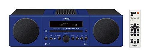 Yamaha MCR-B043DBU Mikro-Komponent System blau mit DAB