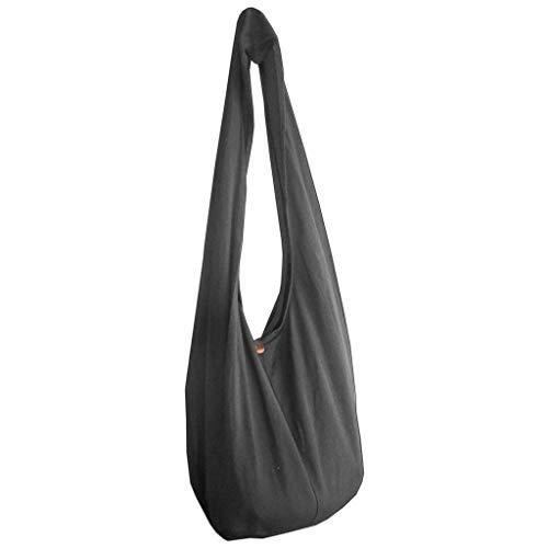 PANASIAM Shoulderbag Uni grey M