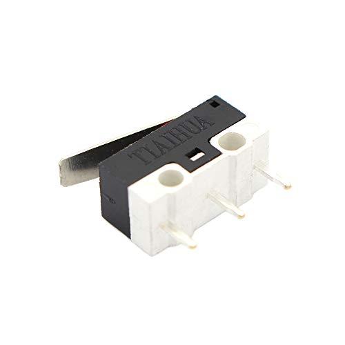 RoboMall Mikroschalter/Miniatur - Endschalter Mikroschalter