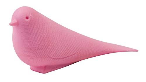 Qualy – Butée Pour Porte Motif de Colombe rose