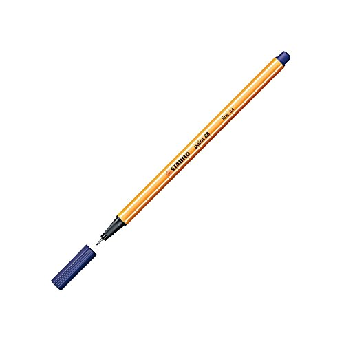 Produktbild Stabilo Fineliner point 88 NIGHTBLUE 88 / 22