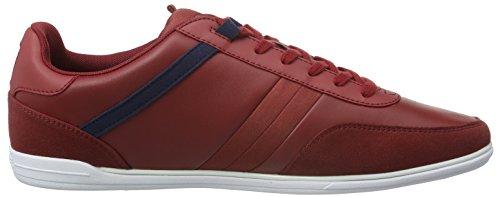 Lacoste Herren Giron 316 1 Low-Top Rot (DK RED 112)