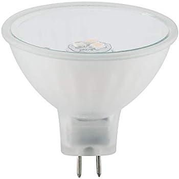 2 x Paulmann Halogen Reflektor 20W GU4 Softopal warmweiß dimmbar Maxiflood 100°