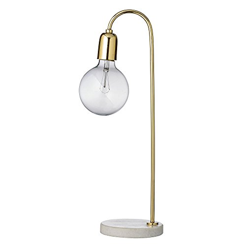 Bloomingville Lampe de Table Marbre