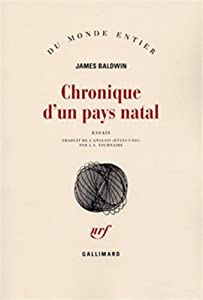 """Afficher """"Chronique d'un pays natal"""""""
