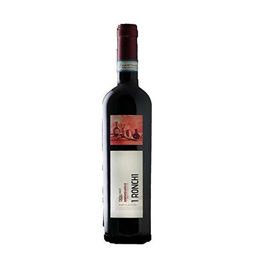 La Montagnetta vino I Ronchi Freisa d'Asti Frizzante DOC 2015 - 1 Bt. 0.75L