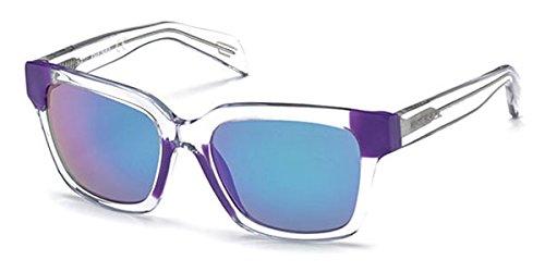 Diesel Sonnenbrille DL0073-26X (53 mm) transparent