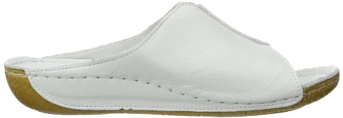 Andrea Conti 0027423 Damen Clogs & Pantoletten Weiß (Weiß 001)