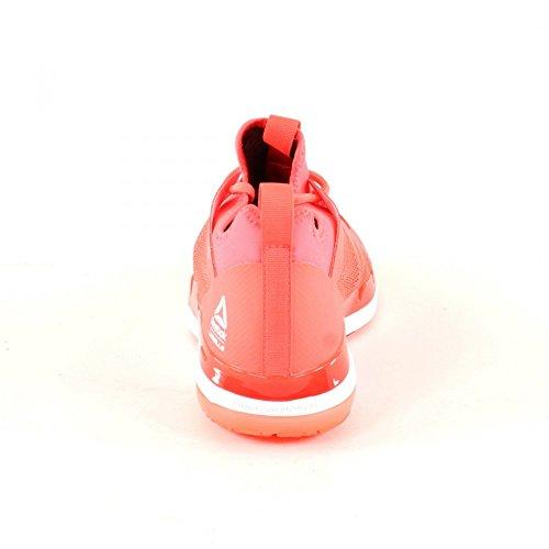 Reebok - Bd4795, Scarpe sportive Donna Arancione (Vitamin Con Heather Grey/Black/White)