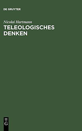 Teleologisches Denken